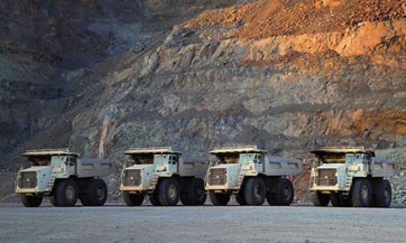 La semana pasada se informó del robo de 198 kilos de oro en una mina de McEwen Mining, en Sinaloa. (Foto: Tomada del sitio www.mcewenmining.com )