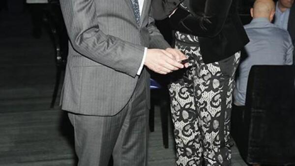 Antonio y Lisa Dovali