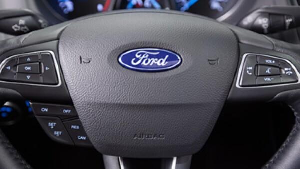 Ford construye actualmente el Focus en nueve diferentes plantas. (Foto: tomada de ford.com )