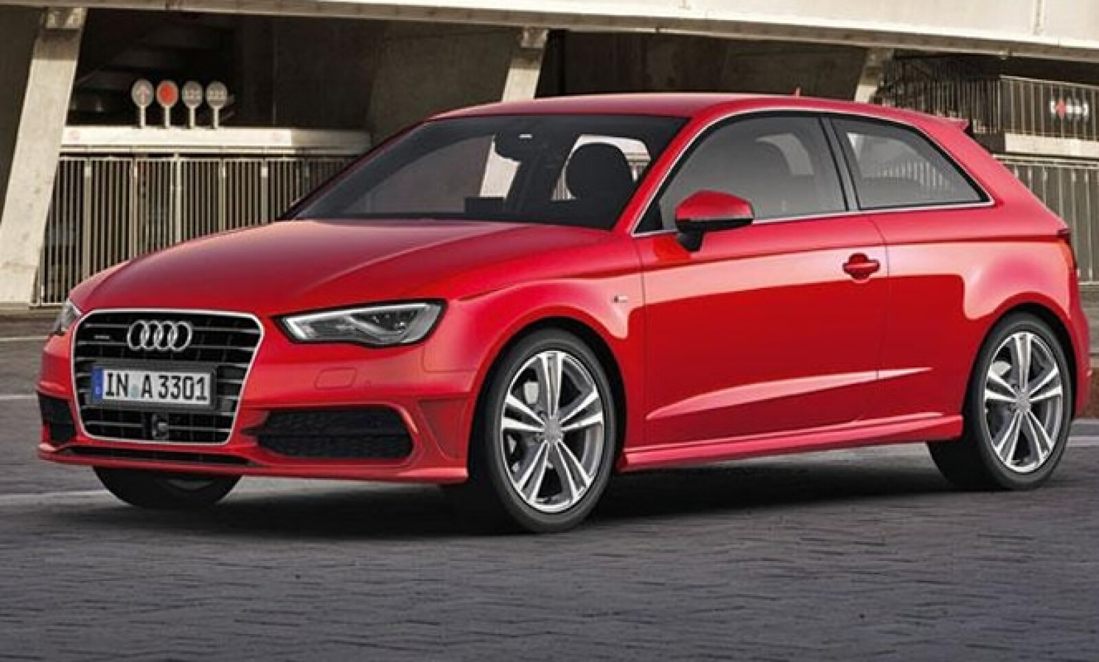 La marca presentó la tercera generación de este compacto premium con innovaciones en varios aspectos.
