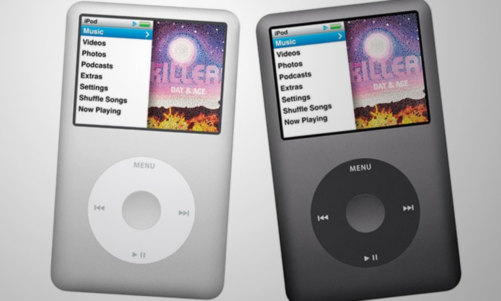 Para los papás deportistas o simplemente fanáticos de la música, un iPod Classic será un excelente regalo.