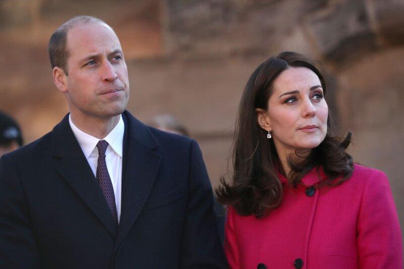 Los Duques de Cambridge