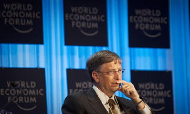 El fundador de Microsoft ya había donado 650 mdd al organismo en el pasado. (Foto: AP)