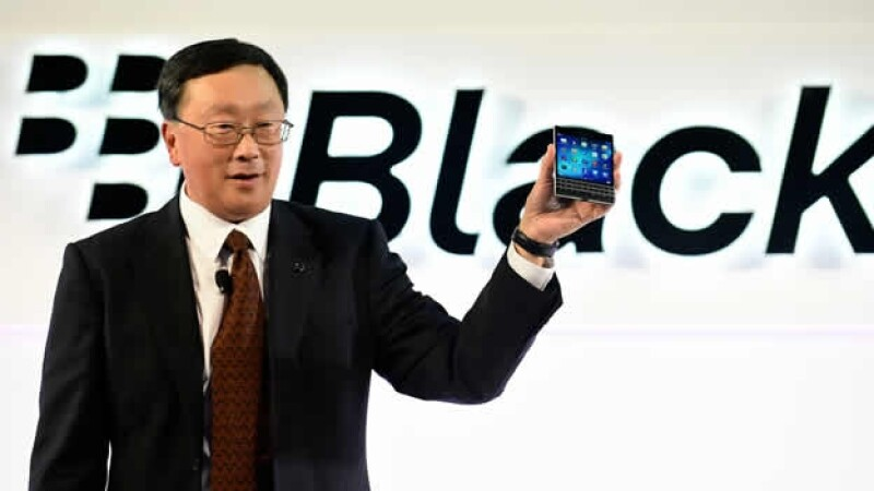 john chen blackberry passport