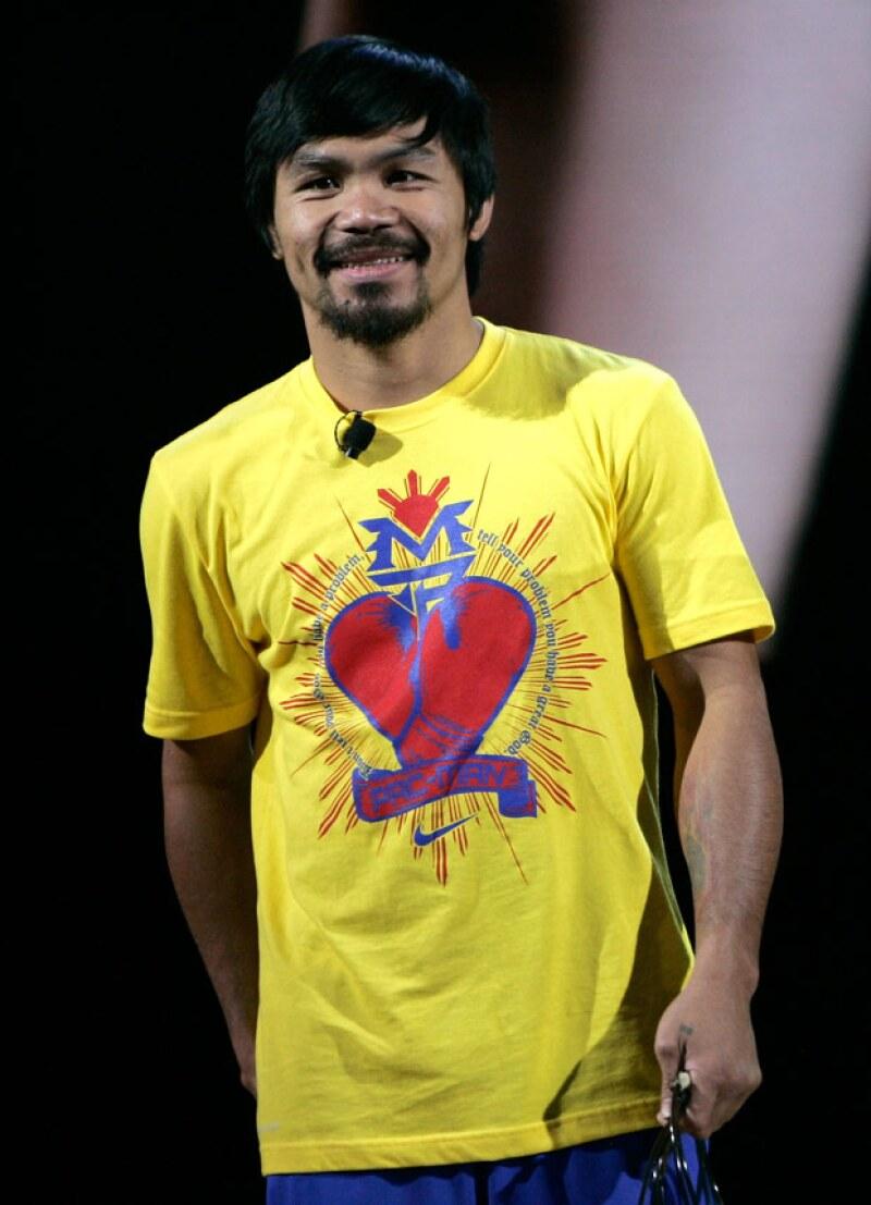 Casi de manera inmediata, Nike dio por terminadas su relación comercial de 10 años con Manny.