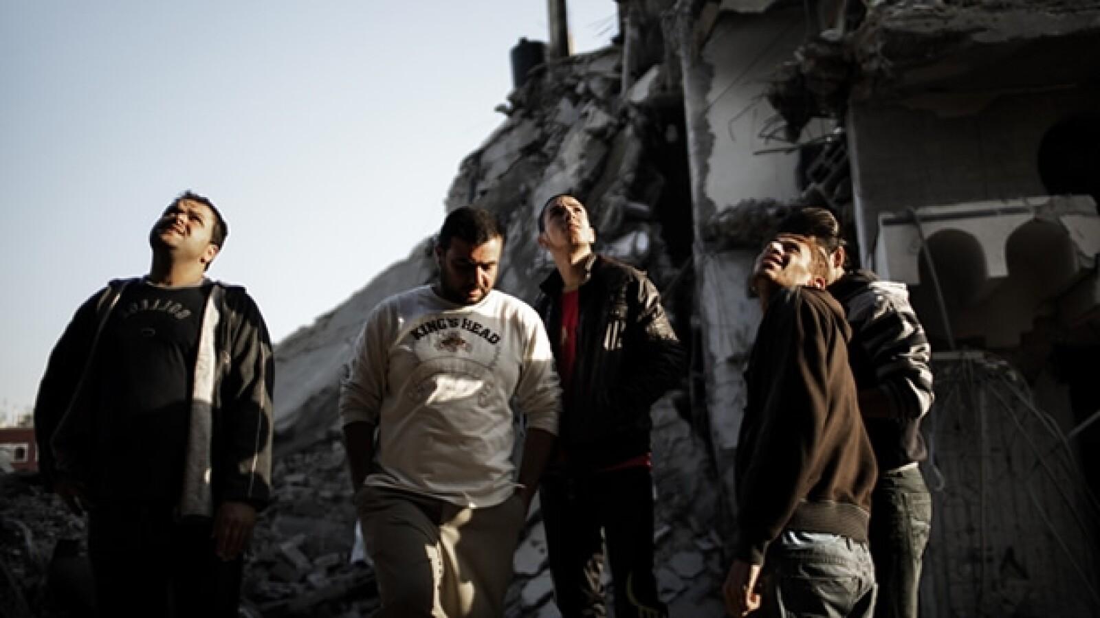Conflicto Israel- Palestina