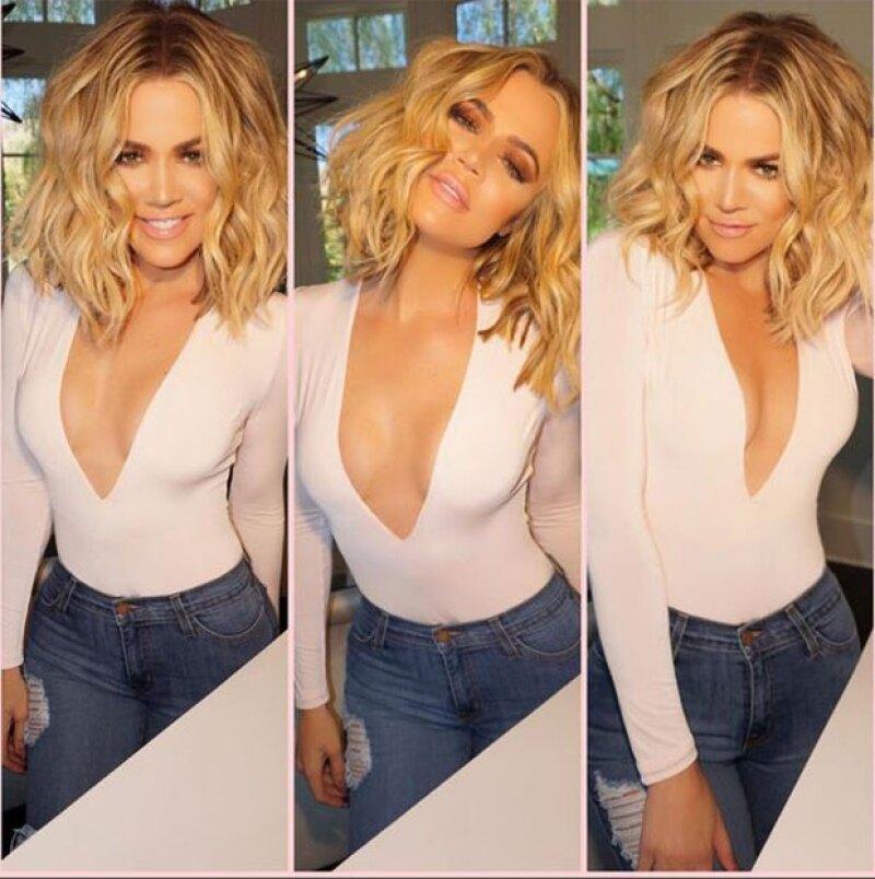 Por años la menor de las Kardashian fue criticada por su sobrepeso, y ahora señalan que está muy delgada. ¿Qué piensa ella al respecto?