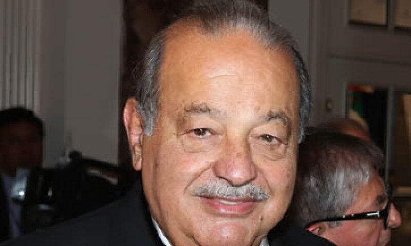 El empresario mexicano aseguró que sus proyectos de caridad no tienen límites presupuestarios. (Foto: Getty Images/Archivo )