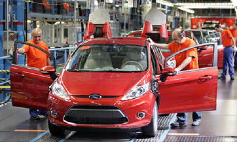 General Motors perdió 747 millones de dólares en Europa en 2011 debido a la crisis de deuda en esa región. (Foto: De CNNMoney)