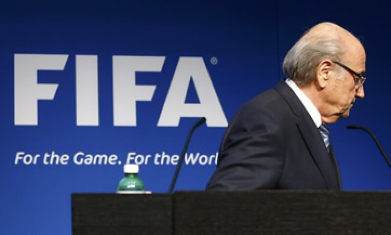 Los medios estadounidenses criticaron la cinta autobiográfica de la FIFA que se estrenó el fin de semana. (Foto: Reuters)