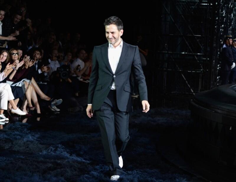 Luego de la presentación Primavera-Verano 2014 de la casa francesa se anunció que el diseñador estadounidense dejará el mando creativo de la firma.