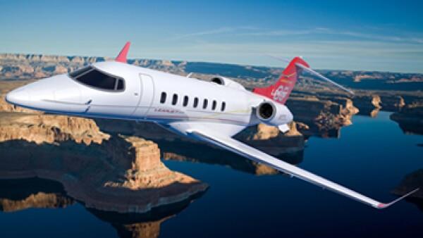 El proceso de desarrollo de la aeronave acumula ya cuatro años. (Foto: Tomada de learjet85.com)