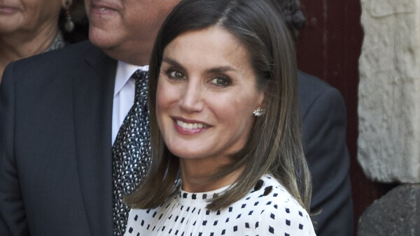 La reina Letizia revive incidente de Lady Di