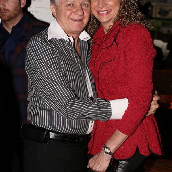 Carlos e Ivonne Sacal