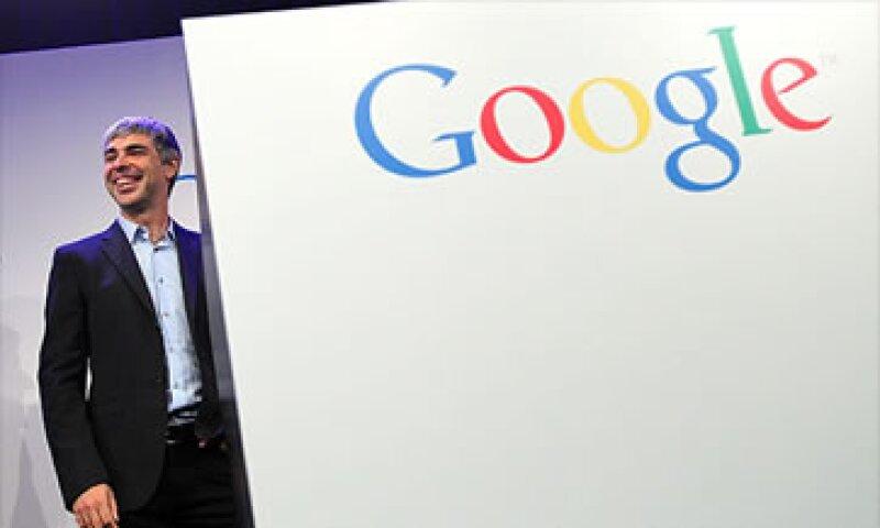Las acciones de Google subieron 1.8% tras el cierre del mercado.  (Foto: Especial)