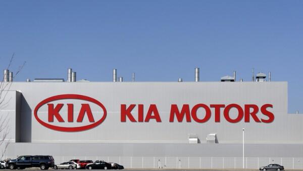 Planta de KIA Motors
