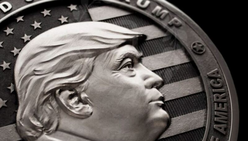 """""""In Trump we trust"""""""
