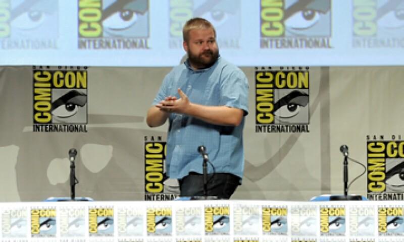 Robert Kirkman es el creador de la popular serie sobre zombies The Walking Dead. (Foto: Getty Images )