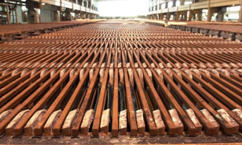 La empresa estatal chilena Codelco, la mayor exportadora mundial de cobre, tiene planes de desarrollar una actividad internacional. (Foto: AP)