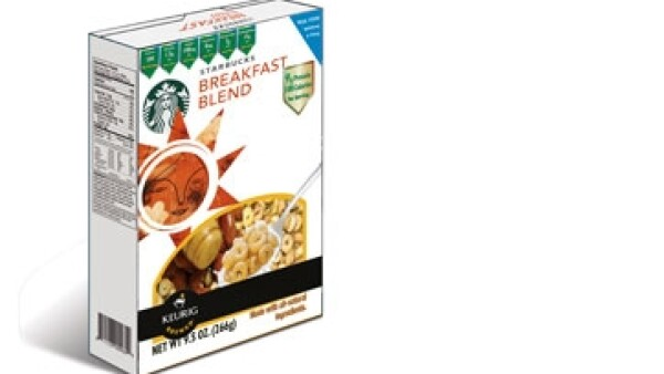 Cereal Starbucks