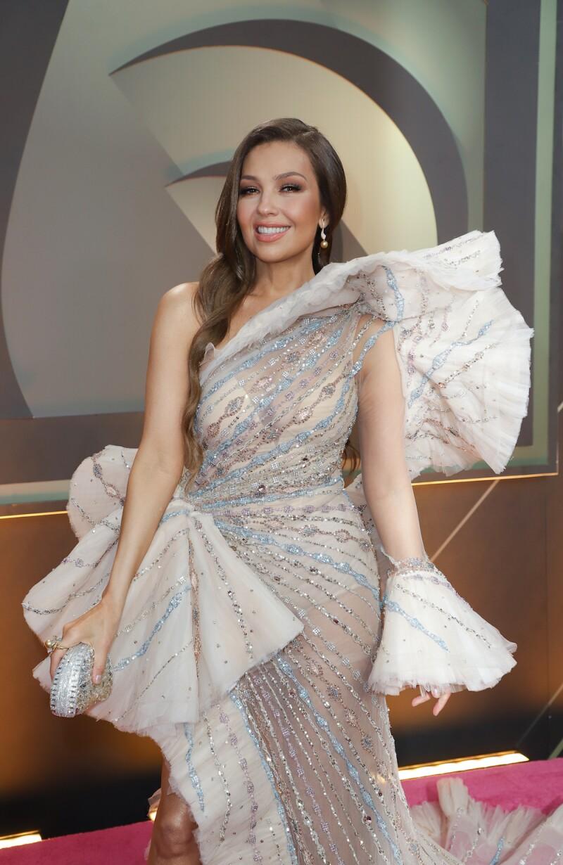Univision's 31st Edition Of Premio Lo Nuestro A La Musica Latina - Pink Carpet