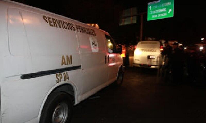 El incidente dejó 101 heridos, según la Secretaría de Gobernación. (Foto: Notimex)