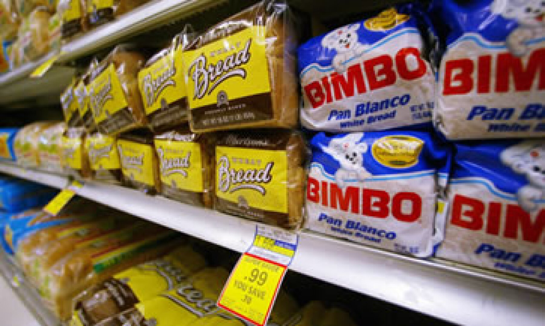 Al cierre de septiembre, la empresa contaba con una deuda total de 39,600 mdp. (Foto: Cortesía Bimbo)