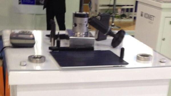 En Komet conocieron tecnolog�a para acabados finos y barrenados, con soluciones en roscado