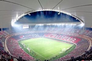 Estadio Omnilife- Jean Marie Massaud