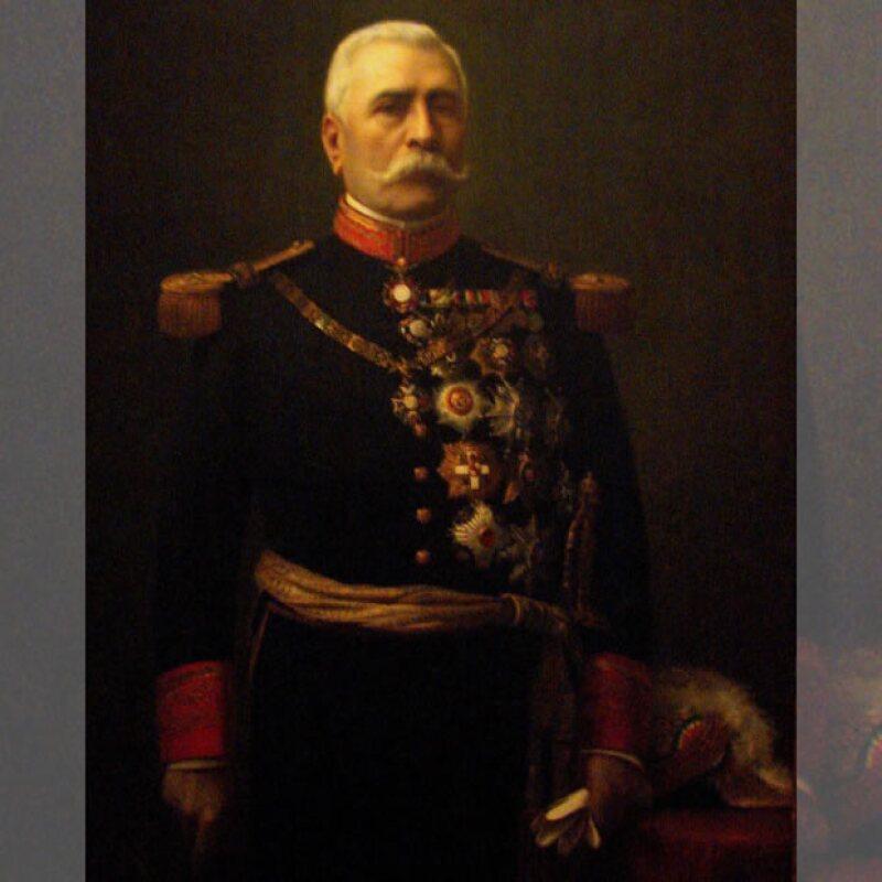 Porfirio Díaz,