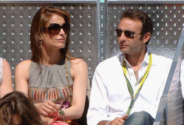 Celebrities Attend Madrid Open Final