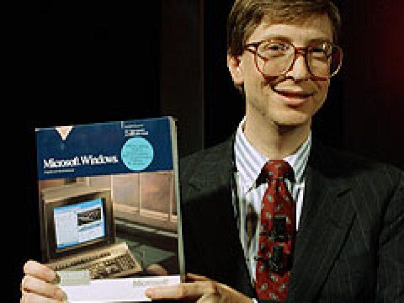 Bill Gates decidió abandonar la universidad para fundar Microsoft. (Foto: )