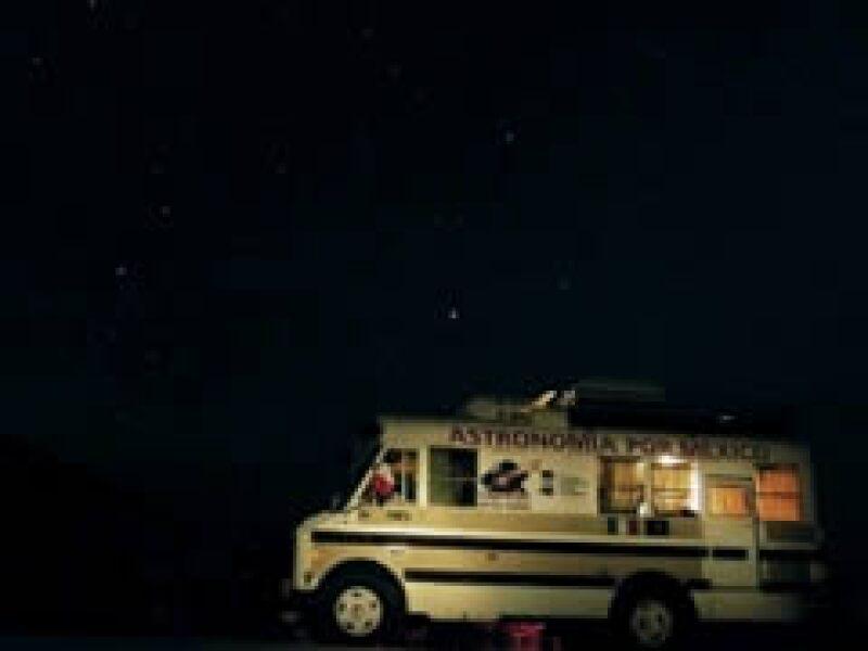 El Viaje del Cometa es un documental mexicano que retrata la belleza de una noche astronómica. (Foto: Cortesía)