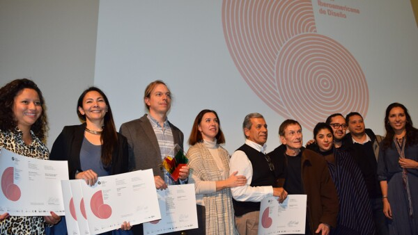 Bienal Iberoamericana de Diseño 2019 premiados