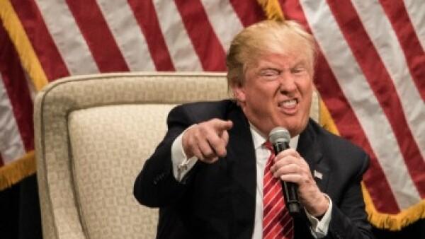 Un puñado de republicanos advirtieron del meteórico ascenso del republicano, pero nadie los escuchó, de acuerdo con testimonios (Foto: AFP/Archivo)