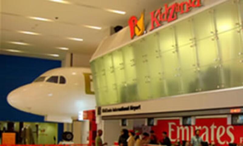 En 2011, los centros de educación y entretenimiento de KidZania recibieron a 5.5 millones de niños y para el 2015 la expectativa es que atienda 15 millones. (Foto: Cortesía Kidzania)