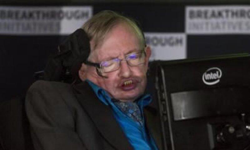 El proyecto de Hawking busca encontrar vida extraterrestre en un máximo de 10 años. (Foto: Reuters)