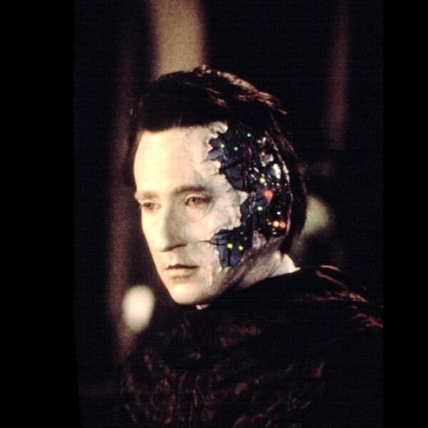 Brent Spiner dio vida al androide Data en ?Stare Trek: la nueva generación?