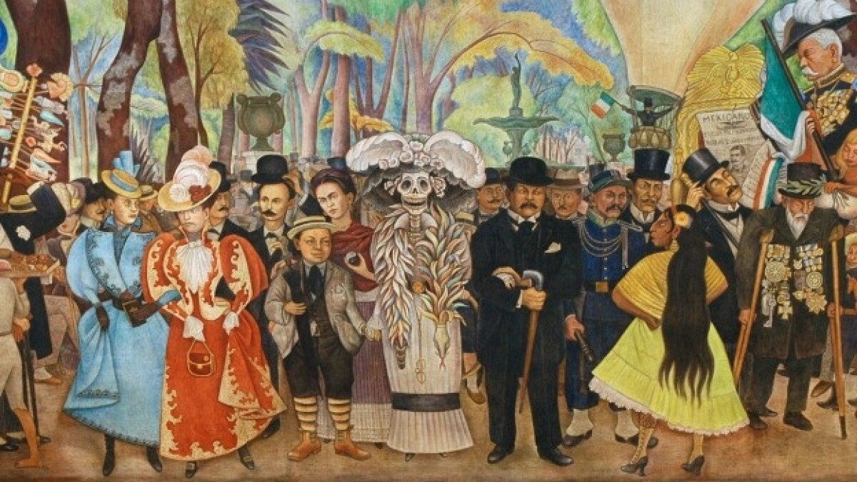 Resultado de imagen para Diego Rivera obras