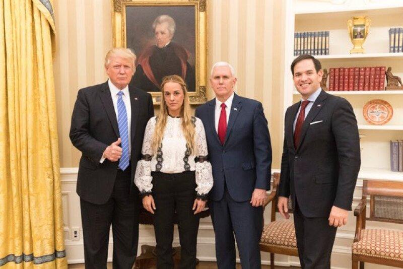 Reunión en la Sala Oval