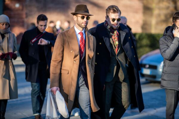 Street Style: January 10 - 95. Pitti Uomo