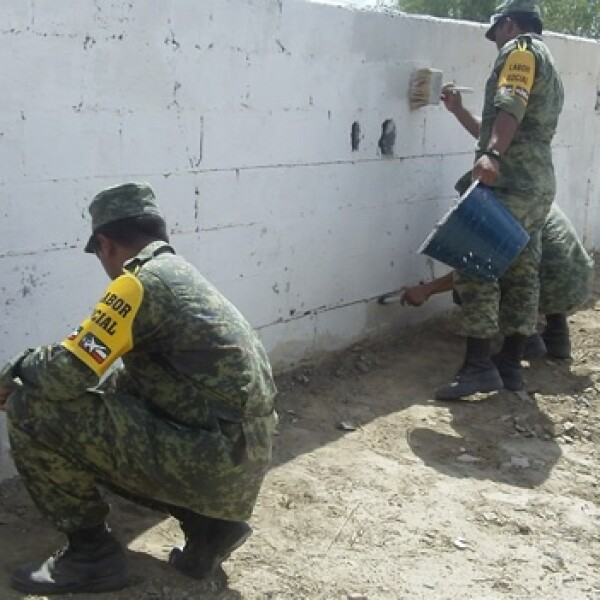 Ciudad Mier Tamaulipas militares