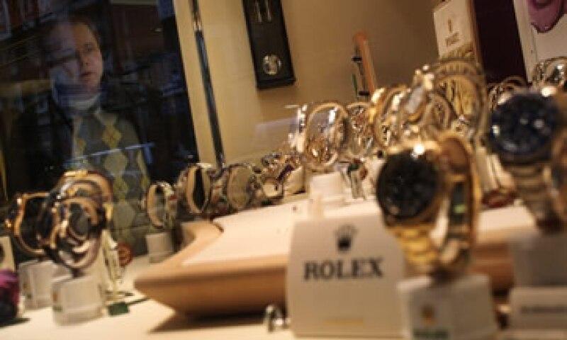 Rolex rechazó que su marca sea relacionada con disturbios. (Foto: Getty Images )