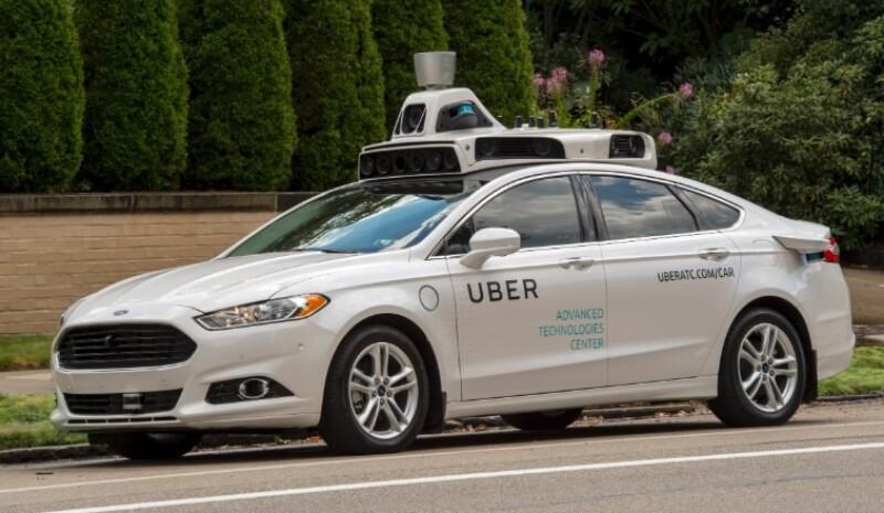 Uber autónomo
