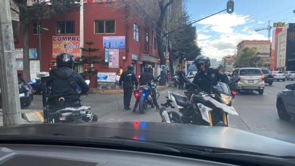 alfredo saldívar policías cdmx