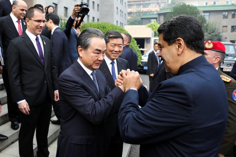 Nicolás Maduro China Venezuela