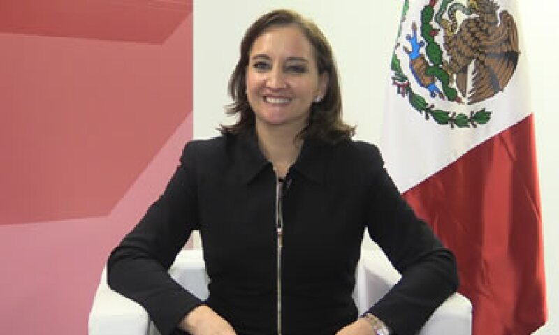 La secretaria dijo que el Gobierno quiere atraer al país un turismo internacional que gaste más. (Foto: Notimex )