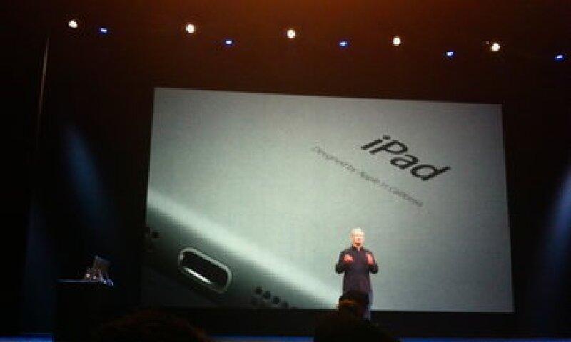 Con nuevos lanzamientos, Apple baja sus precios. (Foto: Gabriela Chávez)