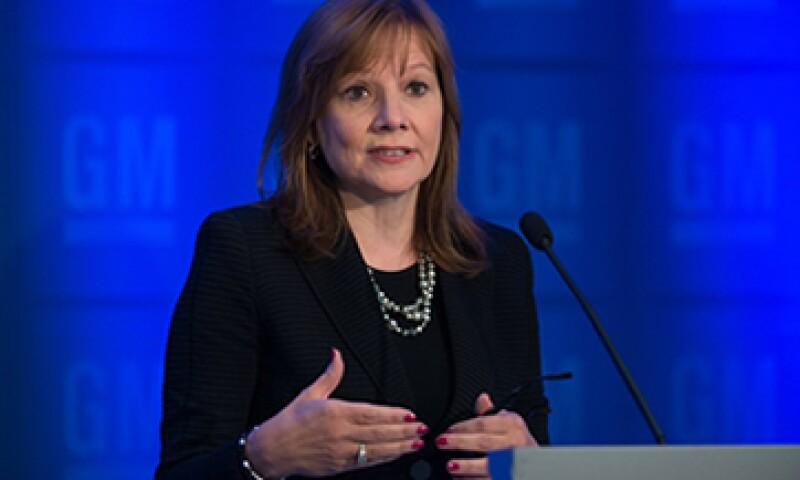 Marry Barra anunció el despido de 15 empleados por el defecto en el sistema de ignición. (Foto: tomada de www.media.gm.com)