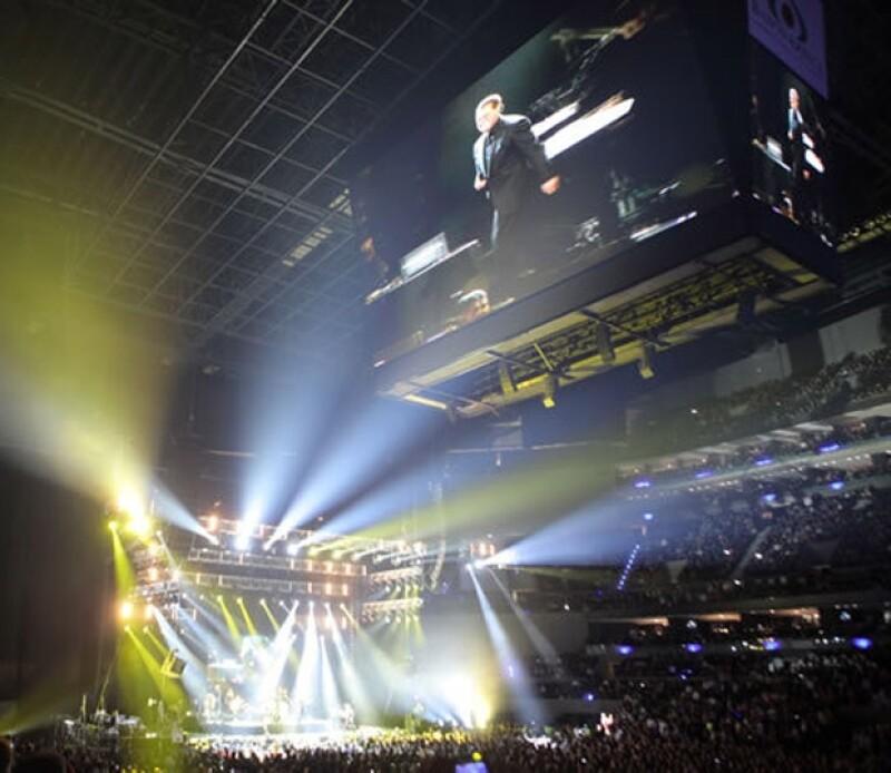 La Arena Ciudad de México es concirado como el recinto musical más grande de Latinoamérica y cuenta con tecnología de punta.